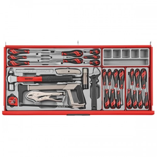 100 pcs. tap and die set